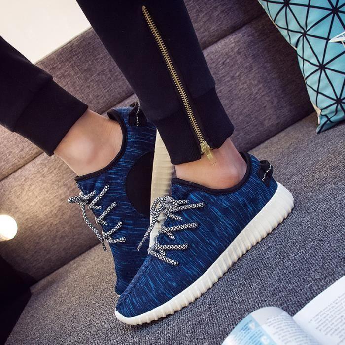 Mens Fashion Sneakers à lacets légers Athletic ...