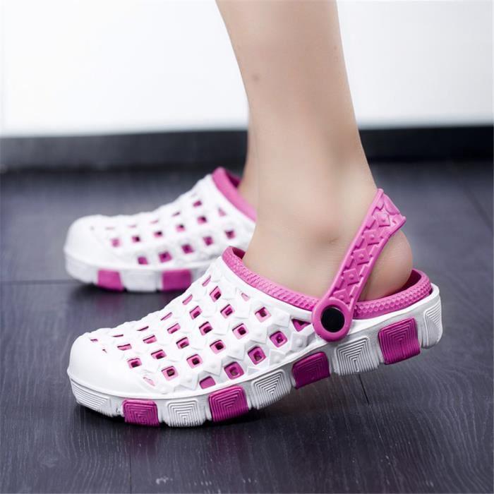 Sandale Femme Extravagant Nouvelle Arrivee Chaussure Meilleure Qualité Poids Léger Chaussure U9I46q