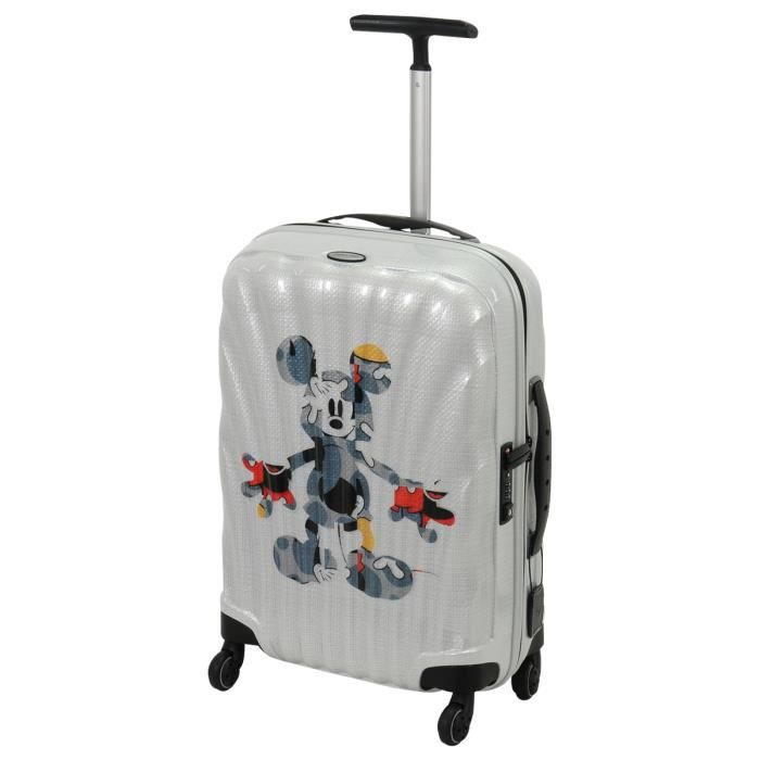 Samsonite edition limitee mickey spinner 55cm achat - Valise a prix discount ...