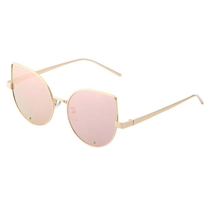 Mode Unisex de Glasses Lunettes Round Mirror Hommes Steampunk LJL70417133PK Femmes soleil dUHawxdz