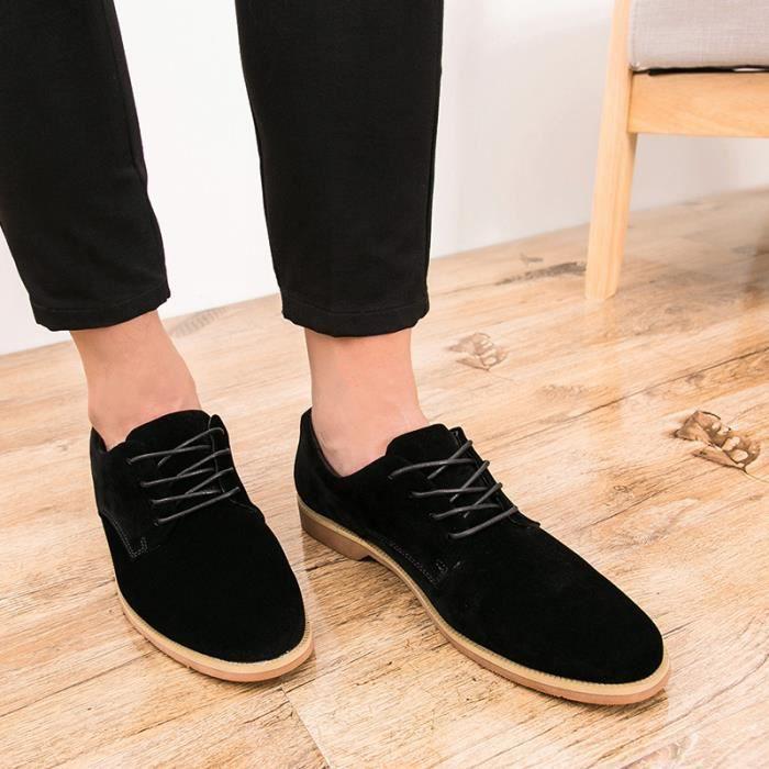 Mocassins homme Chaussures de villeChaussures en daimChaussures populaires Confortables Nouveauté