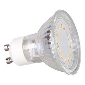 ampoule led gu10 4 5w achat vente ampoule led gu10 4 5w pas cher cdiscount. Black Bedroom Furniture Sets. Home Design Ideas