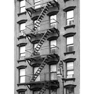 IMAGINE Toile Escalier 2 - 30X45