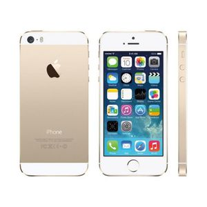 SMARTPHONE IPHONE 5S 16 GO OR STOP PROMO