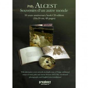 DISTRIB. BROSSE A DENTS Alcest - Souvenirs D'Un Autre Monde - CD ARTBOOK -