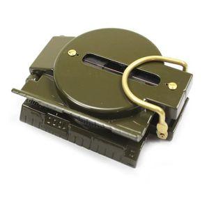 BOUSSOLE - COMPAS Mil-Spec Boussole militaire En vert fonce Professi