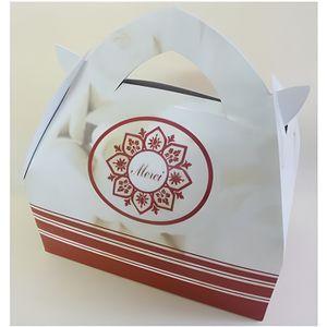BOÎTE À DRAGÉES 10 Boîtes à gâteaux oriental mariage