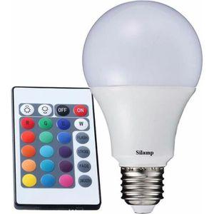 Ampoule Silamp Cdiscount E27 5w Achat Vente Led Rgb q3AR54jL
