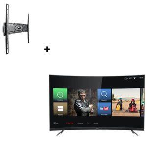 Téléviseur LED THOMSON 55UZ6096 TV LED UHD 4K + MELICONI CURVED 4