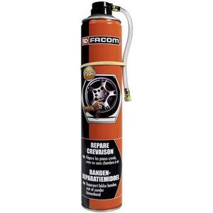 BOMBE ANTI-CREVAISON FACOM Répare crevaison  - Sans démontage - 750  ml