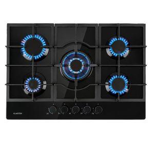 PLAQUE GAZ Klarstein Ignito 5 Table de cuisson gaz - Plaque d