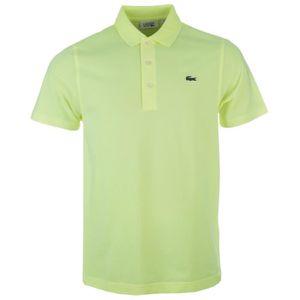 579558a567 Polo Lacoste Ultra- Léger pour homme en jaune fluo.. Jaune Jaune ...