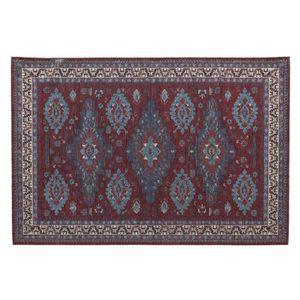 tapis serena tapis farah intrieur 120x170cm rouge ble - Tapis Oriental Rouge