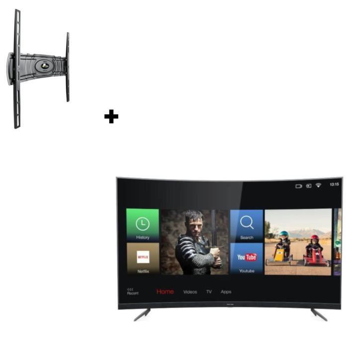 THOMSON 55UZ6096 TV LED UHD 4K + MELICONI CURVED 400