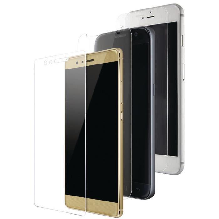 MOBILIZE Résistant aux Chocs Lot de 2 Protecteurs d'écran Samsung Galaxy S5 / S5 Plus / S5 Neo