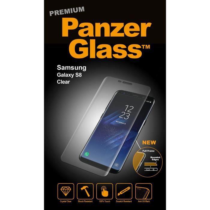 Protection d'écran premium en verre trempé : Mise en place facile - Anti casse, rayures & traces.FILM DE PROTECTION TELEPHONE - VERRE DE PROTECTION TELEPHONE