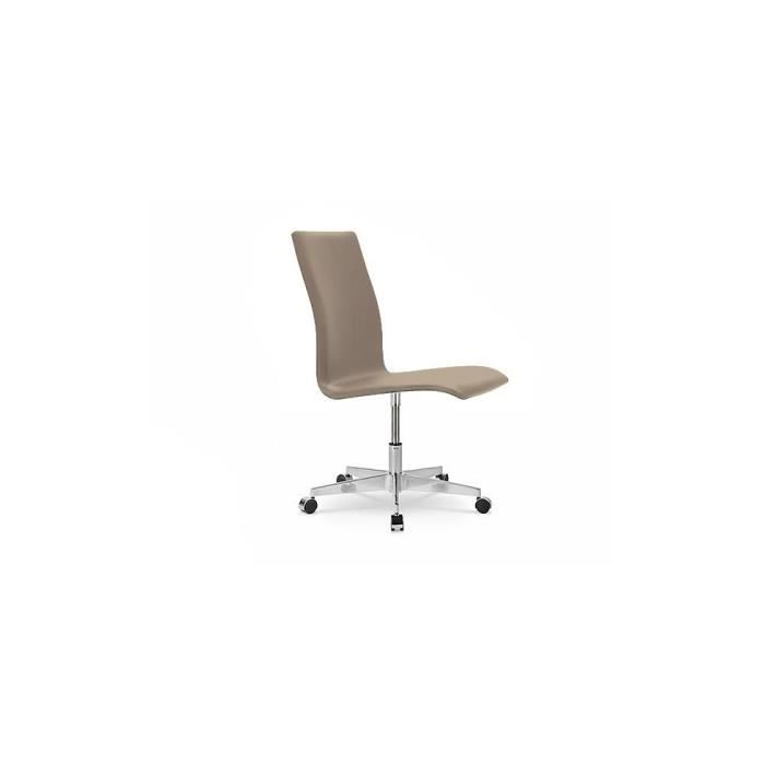 Chaise Oxford Low Back Inspiree Arne Jacobsen Achat Vente