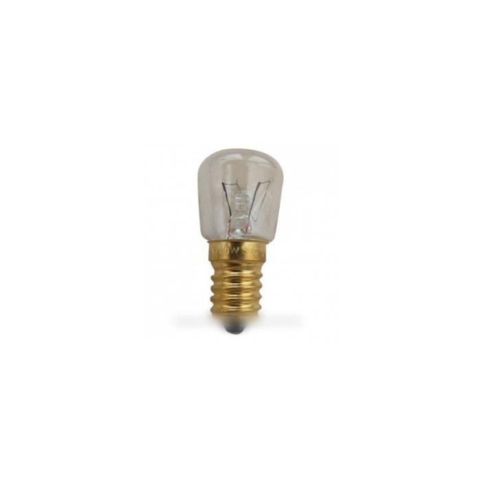 PIÈCE APPAREIL CUISSON LAMPE 25W 230v POUR FOUR BOSCH B/S/H 1548466 -   -