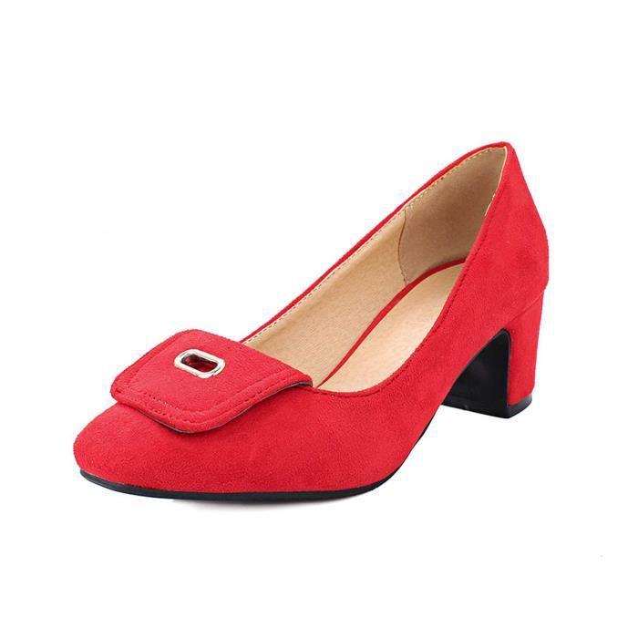 Chaussure Femmes BellesCréatifs Confortable Collier DeCaractéristique