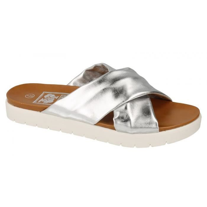 Down to Earth - Summer Mid Sole X Vamp -Sandales - Femme