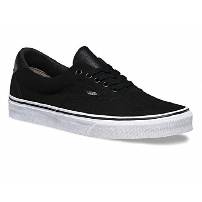 Vans Chaussure de skate de l'ère noire noire des femmes