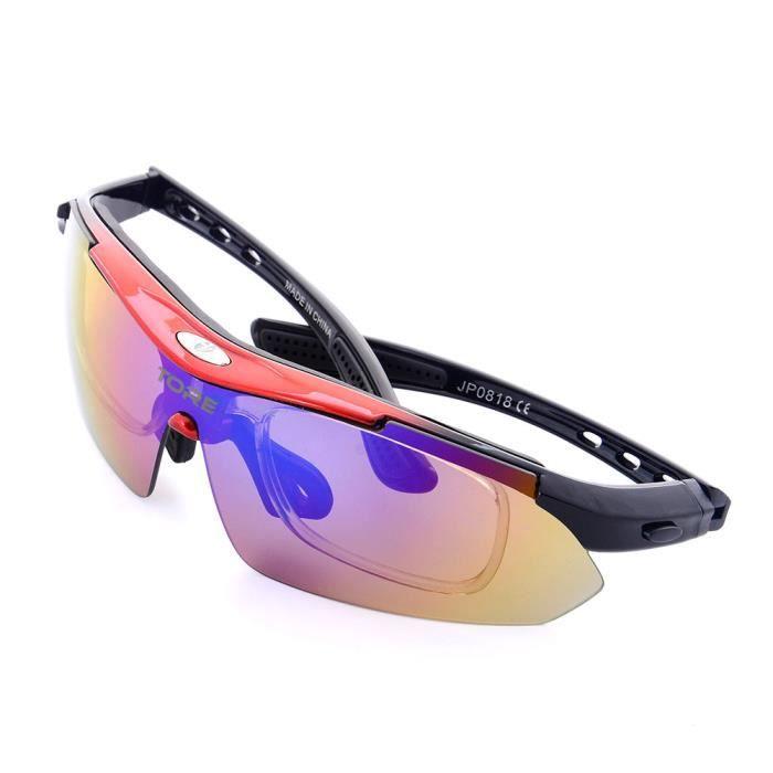 Mode Lunettes de bicyclette polarisées vélo soleil pêche PAC3698962