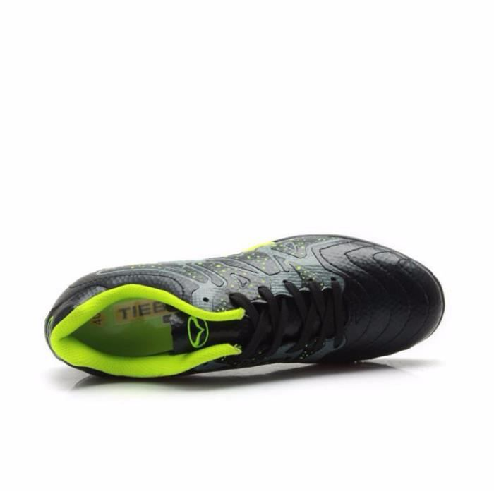 Baskets enfants Chaussures à ongles cassés chaussures de soccer pour les jeunes Taille 30-45