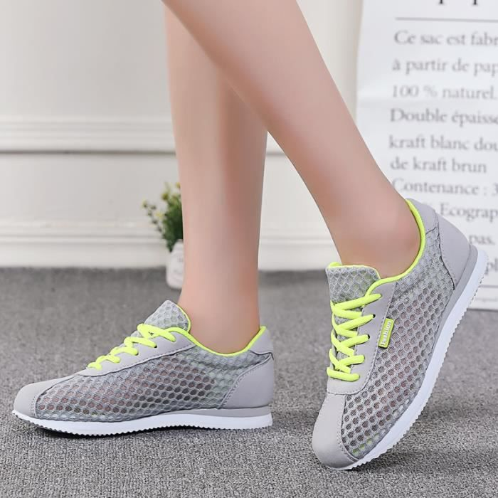 Chaussures noir Sneakers Femme rose Basket Gris Shoes Women Runing wqqAzvx6F