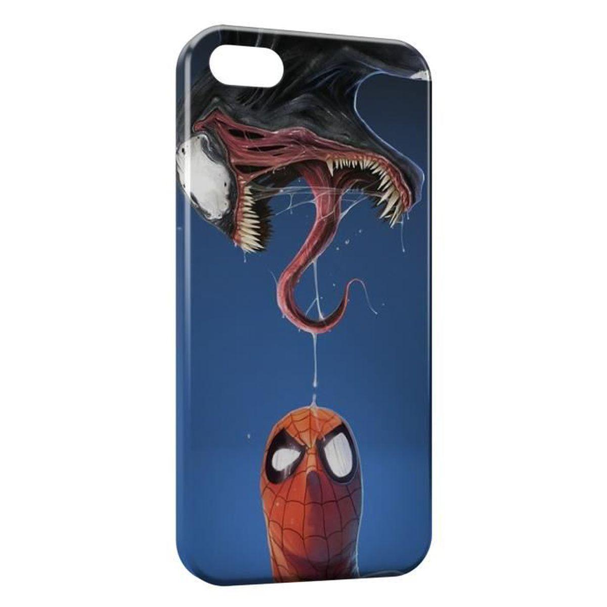 coque iphone 7 plus spiderman