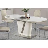 TABLE À MANGER SEULE TABLE A MANGER DESIGN EXTENSIBLE 160÷200/90/76 CM