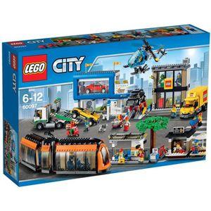 LEGO? City 60097 Le Centre Ville