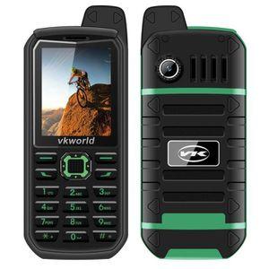 Téléphone portable Vkworld Pierre V3 Plus 2.4 Dual Sim Forte Signal 4