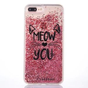 coque iphone 8 motif chat