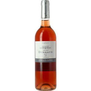 VIN ROSÉ 12 bouteilles - Vin rose - Tranquille - Château Du
