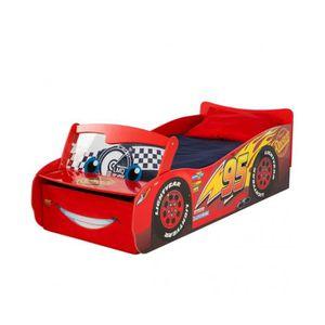 LIT COMPLET Disney Cars Lightning McQueen Lit d'enfant en bas
