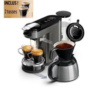 MACHINE À CAFÉ PHILIPS SENSEO Switch HD6596/51 Machine à café à d