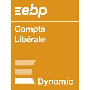 BUREAUTIQUE EBP Compta Libérale DYNAMIC 12 mois - Dernière ver