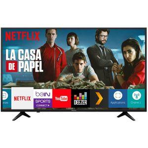 Téléviseur LED HISENSE H58A6050 TV LED 4K UHD -58'' (146cm) - HDR