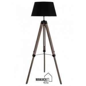 lampadaire bois achat vente lampadaire bois pas cher cdiscount page 5. Black Bedroom Furniture Sets. Home Design Ideas