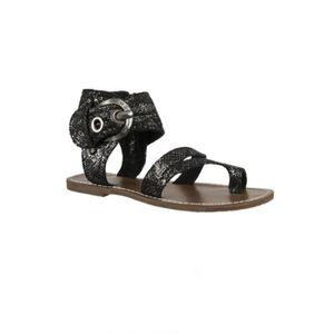 SANDALE - NU-PIEDS sandales - nu pieds lpb pensee noir 849b672a0030
