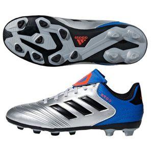 the latest 1d82e 3dec0 CHAUSSURES DE FOOTBALL Chaussures Adidas Copa 18.4 FG enfant métal