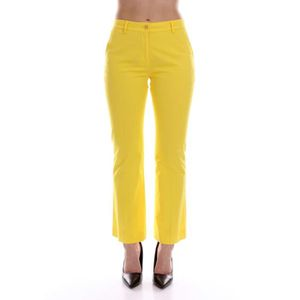 PANTALON PT01 MP27VSJSZ00STD Pantalon Femme jaune