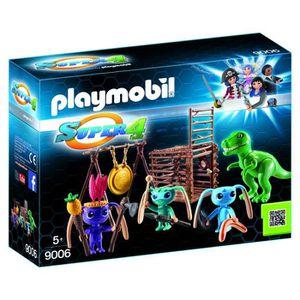 UNIVERS MINIATURE Playmobil 9006 - Jeu - Tribu Alien + Bébé