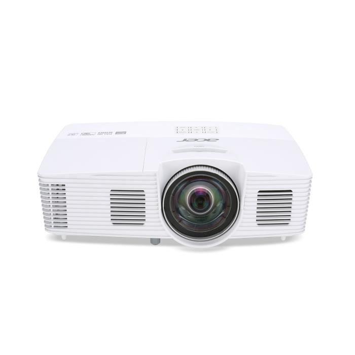 ACER H6517ST Vidéoprojecteur Full HD Courte Focale - 3000 Lumens - 1 X HDMI - Blanc