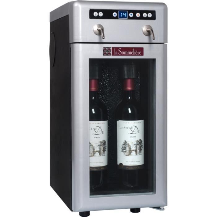 distributeur de vin au verre achat vente distributeur de vin au verre pas cher soldes d s. Black Bedroom Furniture Sets. Home Design Ideas