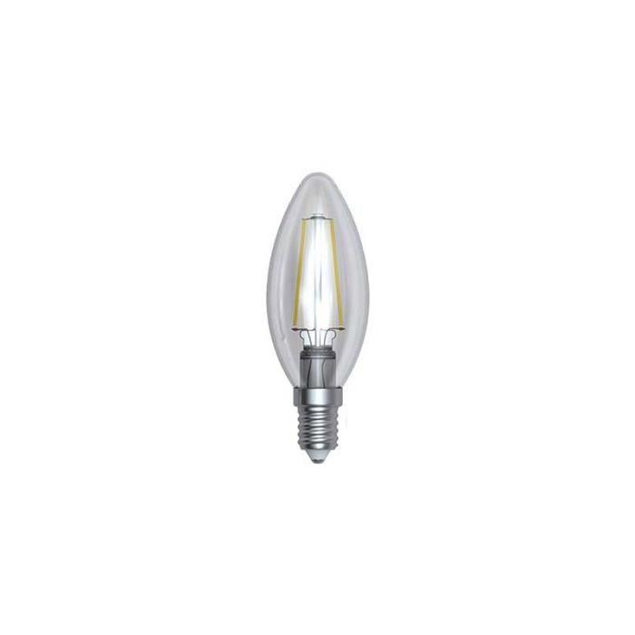 Lm Dimmable 4 Mã©dium E14 W 420 Ampoule Filament Olive Led Blanc wSpqFFv