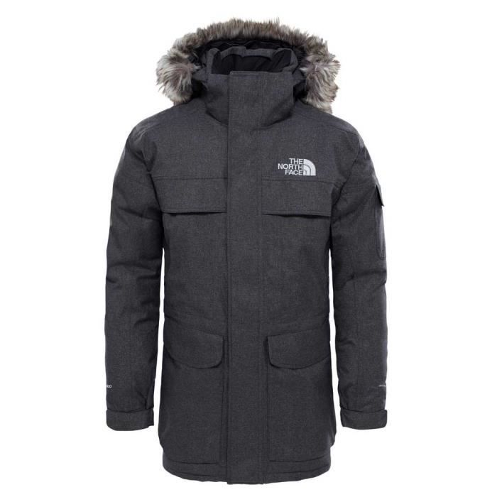 v tements homme vestes casual the north face mcmurdo parka. Black Bedroom Furniture Sets. Home Design Ideas