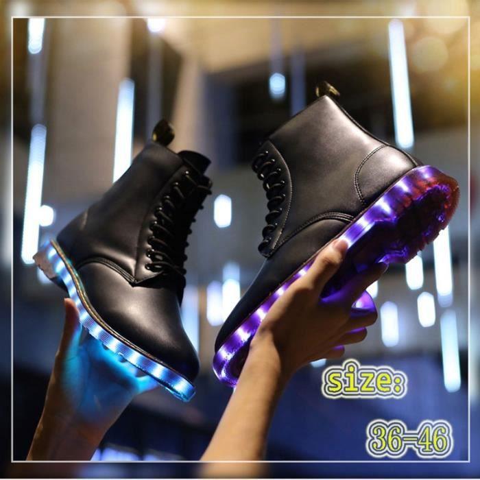 Bottes pour Hommemarron 12 Populaires Lovers Chaussures d'hiver et des à talon automne chaussures légères facturables _38339 EzaQN
