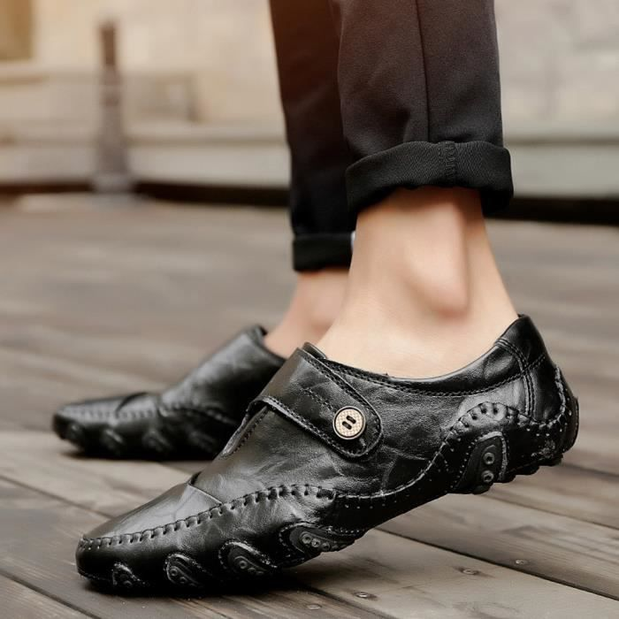 f07bc159a98f62 Chaussure de ville homme cuir souple - Achat / Vente pas cher