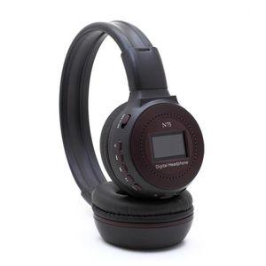 LECTEUR MP3 CASQUE SANS FIL LECTEUR MP3 INTÉGRÉ + SD 8Gb / 8Go